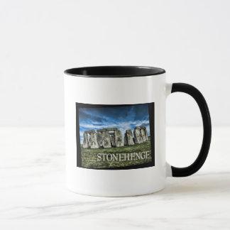 Stonehenge Image with  Caption Stonehenge Mug