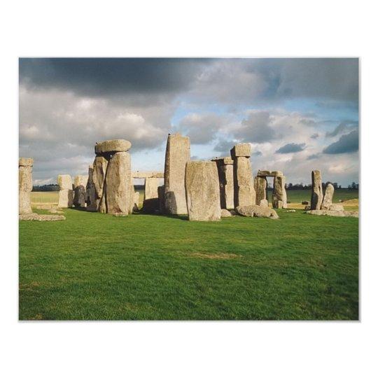Stonehenge Invitation