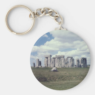 Stonehenge Key Ring
