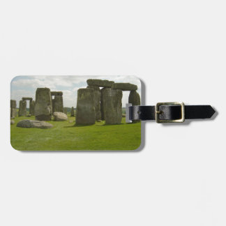 Stonehenge Luggage Tag