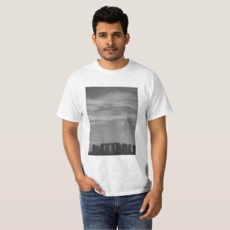 Stonehenge (Masculine - white) T-Shirt