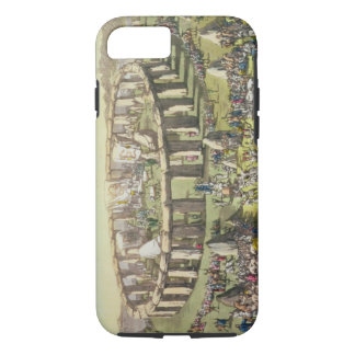 Stonehenge, or a Circular Temple of the Druids, pl iPhone 7 Case