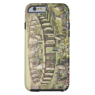 Stonehenge, or a Circular Temple of the Druids, pl Tough iPhone 6 Case