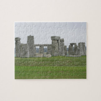 Stonehenge Original Photo Puzzle