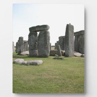Stonehenge Plaque