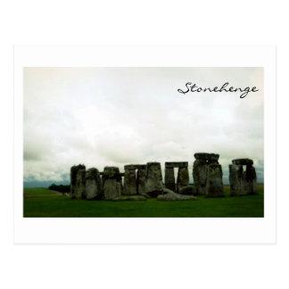 Stonehenge Postcard