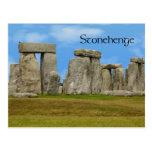 Stonehenge Postcard Postcard