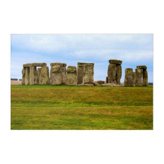 Stonehenge Scenic, England Acrylic Print