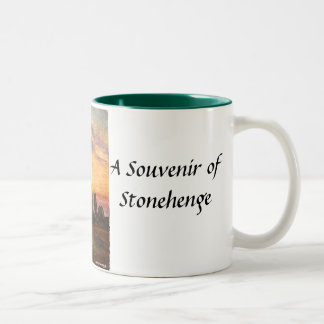 Stonehenge Souvenir Mug