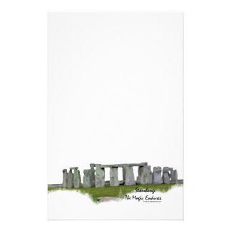 Stonehenge Stationery