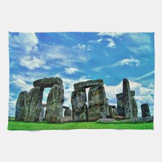 Stonehenge Tea Towel