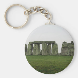 Stonehenge Tour Key Ring