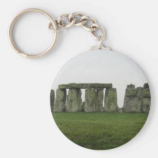 Stonehenge Tour Keychain