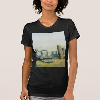 Stonehenge Watercolours T-Shirt