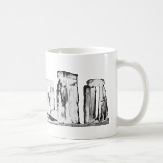 Stonehenge White The MUSEUM Zazzle Gifts Coffee Mug