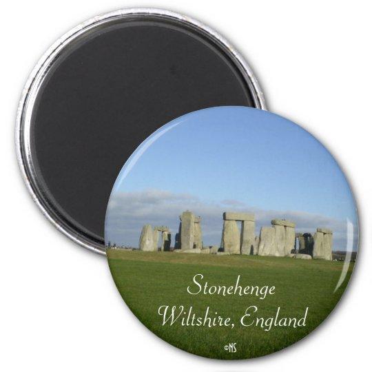 Stonehenge Wiltshire, England Magnet