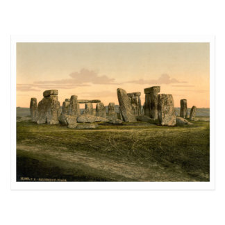 Stonehenge, Wiltshire, England Post Cards