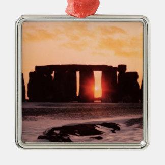 Stonehenge, Winter Solstice Christmas Ornament