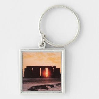 Stonehenge, Winter Solstice Key Ring