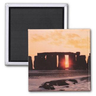 Stonehenge, Winter Solstice Magnet