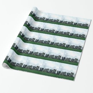 Stonehenge Wrapping Paper
