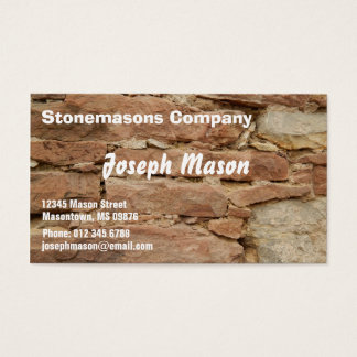 stonemason -  construction