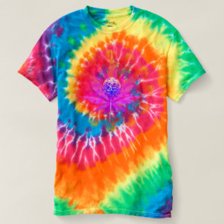 Stoner Boy Slim God Tee (tie-dye)