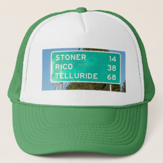 Stoner Colorado Trucker Hat