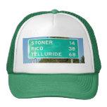 Stoner Colorado Trucker Hat