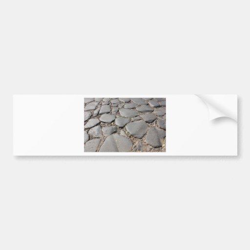 Stones Bumper Stickers