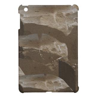 Stones Holy Church Wall Pattern Spiritual Decor 99 iPad Mini Cover