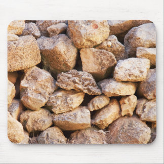 Stones Mouse Pad