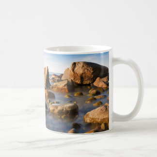 Stones on shore of the Baltic Sea Mug