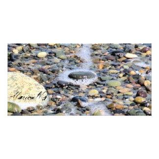 Stones Photo Card