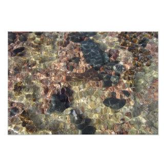 Stones Photo Print