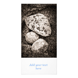 Stones Picture Card