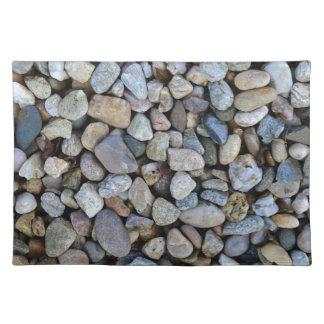 stones rocks texture placemat