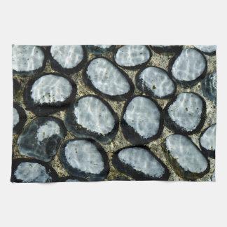 Stones under Water Tea Towel
