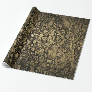 Stones under water | wrapping paper