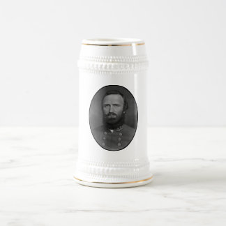Stonewall Jackson Artwork 18 Oz Beer Stein