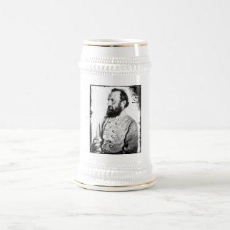 'Stonewall' Jackson Beer Stein Beer Steins