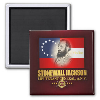 Stonewall Jackson (Southern Patriot) Magnet