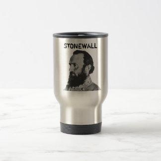Stonewall 15 Oz Stainless Steel Travel Mug