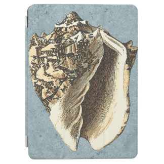 Stonewashed Conch Shell iPad Air Cover