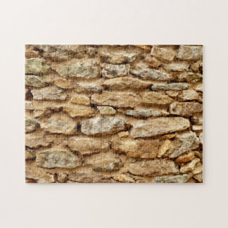 Stonework Photo Puzzle with Gift Box