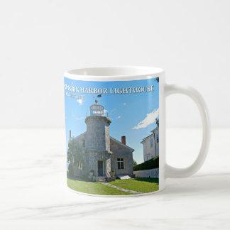 Stonington Harbor Lighthouse, Connecticut Mug