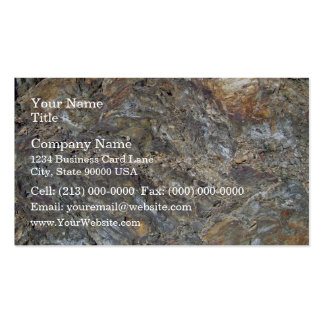 Stony Mountain Landscape Business Card Templates