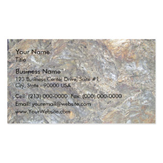 Stony Mountain Landscape Business Card