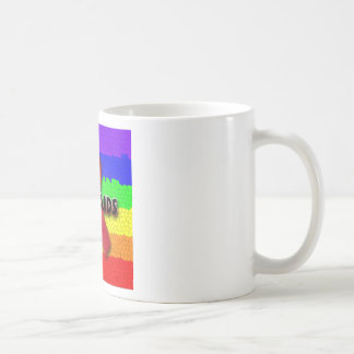 Stop AIDS (Rainbow) Mug