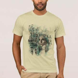 stop and stare (painting adaptation) T-Shirt